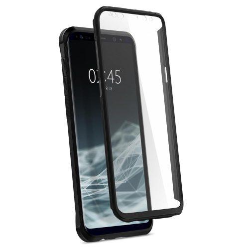 lowest price 45518 a0e12 Spigen Reventon Series Samsung Galaxy S9 Plus (Black)